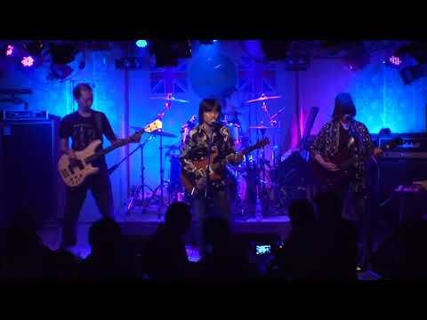 Rock道 (70's 80's Hard Rock cover band) live in 国立liverpool 2015/3/15