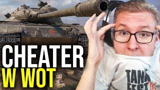 CHEATER W WOT? - OVERWATCH