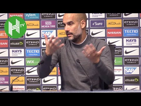 Pep Guardiola: Manchester City goals were beautiful - but we need to be ruthless! - City 5-0 Burnley