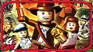 LEGO INDIANA JONES - FILM COMPLETO ITA Game Movie