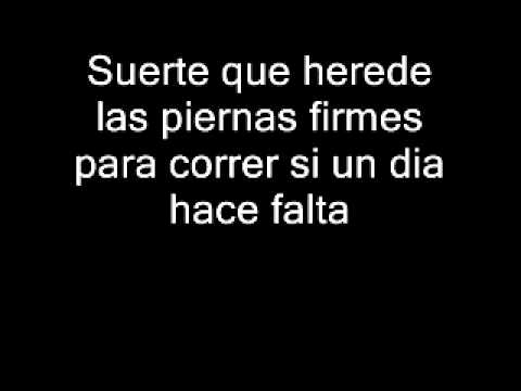 Suerte - Shakira (letra)