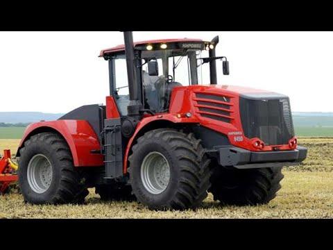 #1813. Tractor Kirovets