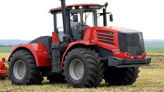 #1813. Tractor Kirovets 9450 [RUSSIAN AUTO TUNING]