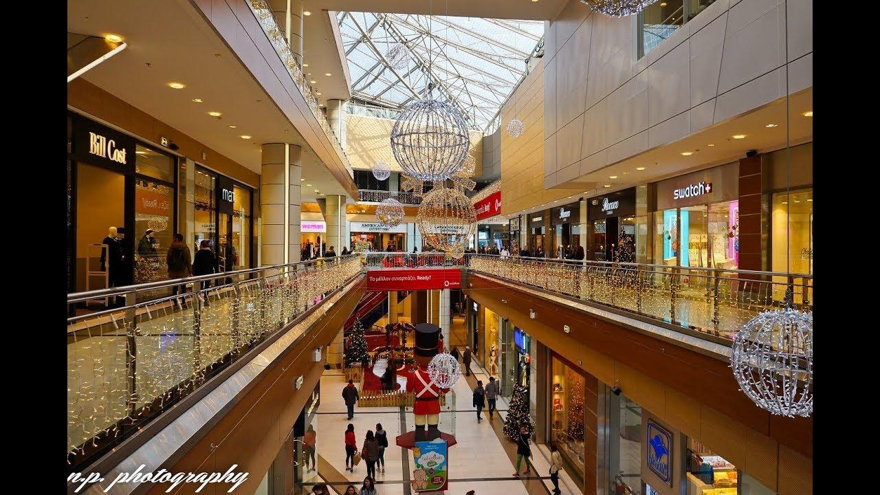 762ad3bb598e Χριστούγεννα στο The Mall Athens - Christmas 2017 - YouTube