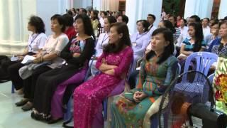 Video khai giảng năm học 2014 - 2015 tại Học viện Mục vụ Sài gòn