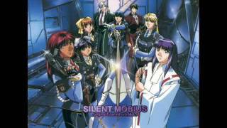 "OST from the 1998 anime ""Silent Möbius"""