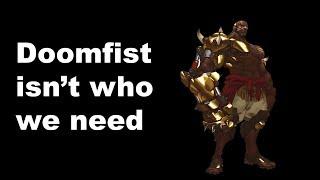 Doomfist and the Overwatch hero problem