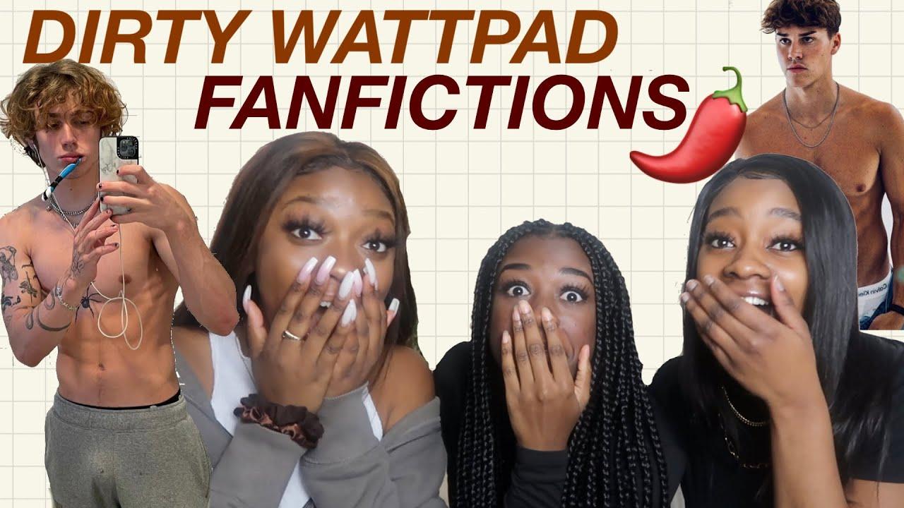 Download reading SPICY wattpad fanfictions *tiktok boy edition*