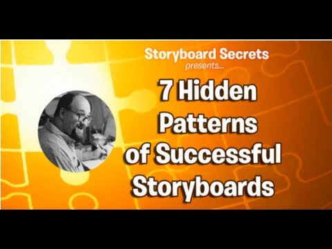 Storyboard Secrets: 7 Hidden Patterns of Successful Storyboards