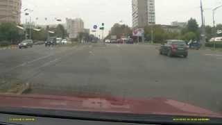 ДТП у метро Чертановская.