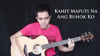 Kahit Maputi Na Ang Buhok Ko (re-arranged) - Noel Cabangon/Rey Valera (fingerstyle guitar cover)