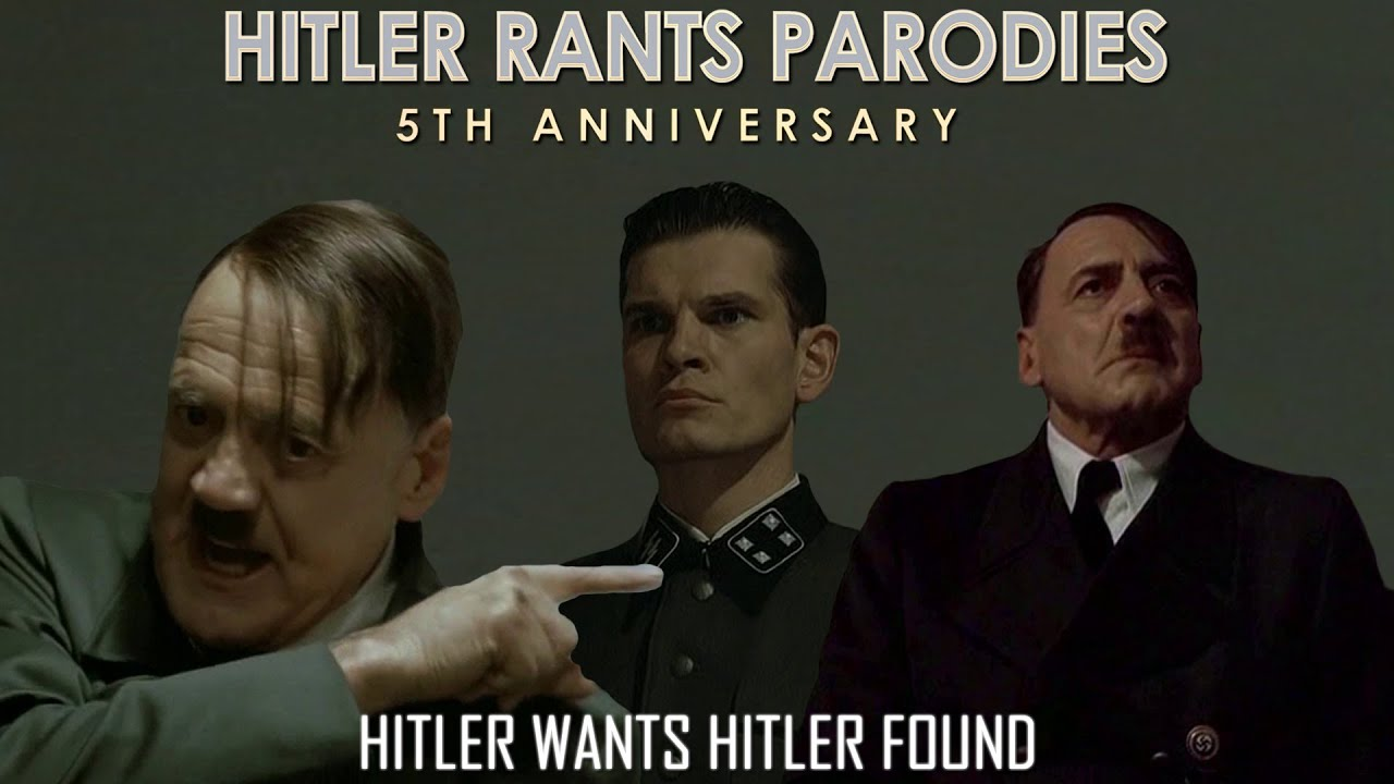 Hitler wants Hitler found