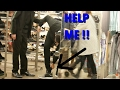 Hilarious Prank in a Shop **GIRLS SHOES**
