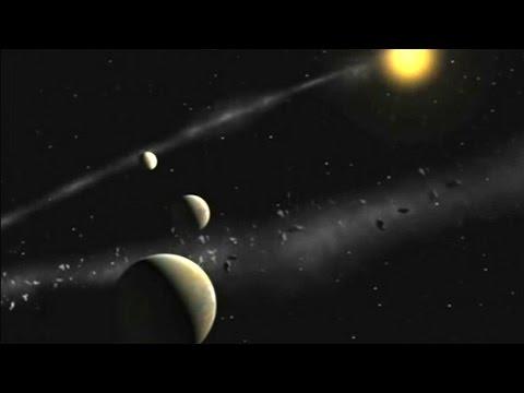 NASA SCOPERTA EPOCALE NUOVO SISTEMA SOLARE 7 PIANETI COME LA TERRA