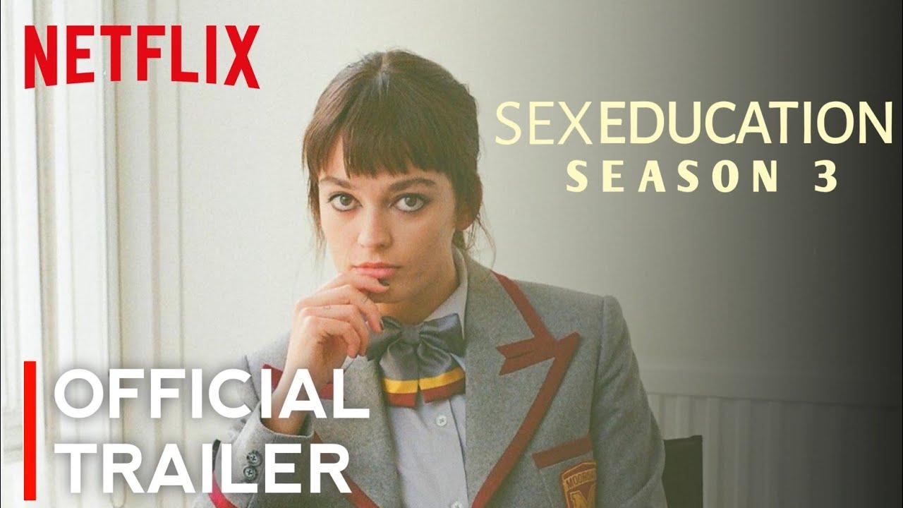 Sex Education Season 3 NF WEB-DL