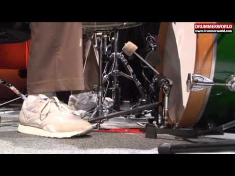 Colin Bailey: Bass Drum Technique: About Setting Up the Pedal...
