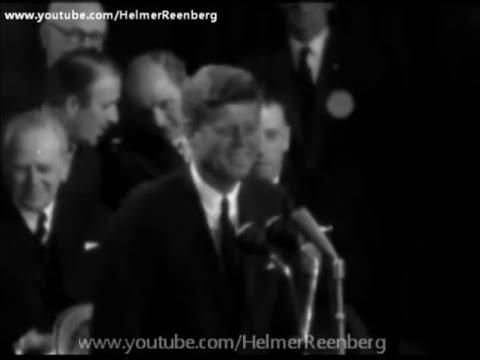 June 28, 1963 - President John F. Kennedy's Remarks in St. Patrick's Hall, Dublin Castle