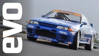 Calsonic Nissan Skyline GT-R R32 | evo DIARIES