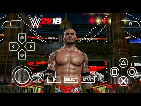WWE 2K19 PPSSPP ANDROID DOWNLOAD NOW | WWE 2K19 ANDROID DOWNLOAD