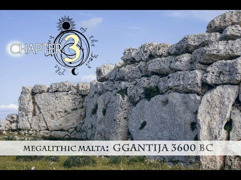 #3  TOWERS OF GIANTS, Ggantija TEMPLE 3600BC! | MEGALITHIC a