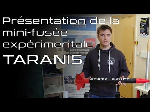 ELISA Aerospace - Projet Taranis