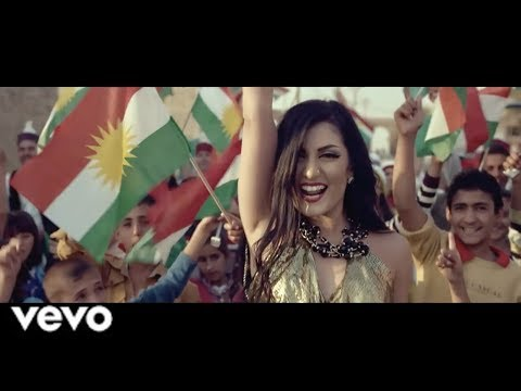 Helly Luv - Finally (Music Video) | Kurdistan Independence Referendum