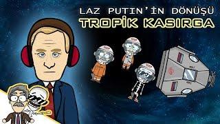 Laz Putin'in Dönüşü: Tropik Kasırga | Özcan Show