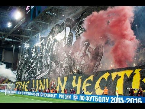 Спартак vs цска 2015 HD // Fanat1k.ru