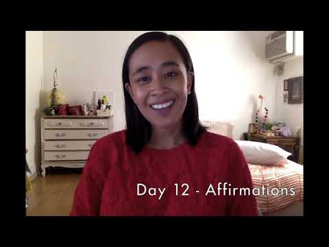 Found Footage of Some Girl's 21Day SelfLove Challenge!