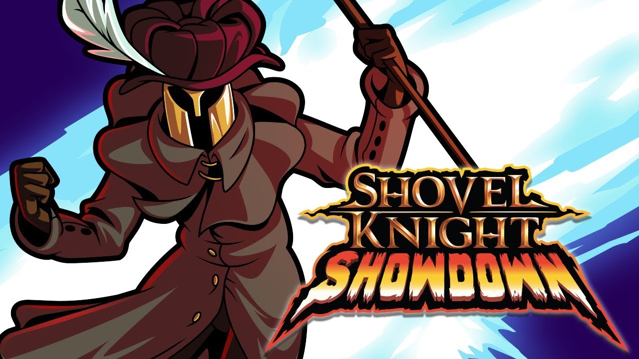 Δείτε τον Mr. Hat από το Shovel Knight Showdown