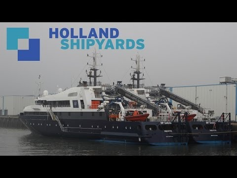 DP Galina / DP Gezina Holland Shipyards