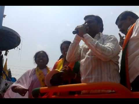 Sandeep netha youth leader tdp Thungathurthy