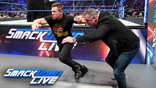 Shane McMahon & The B-Team take out The Miz: SmackDown LIVE, May 7, 2019