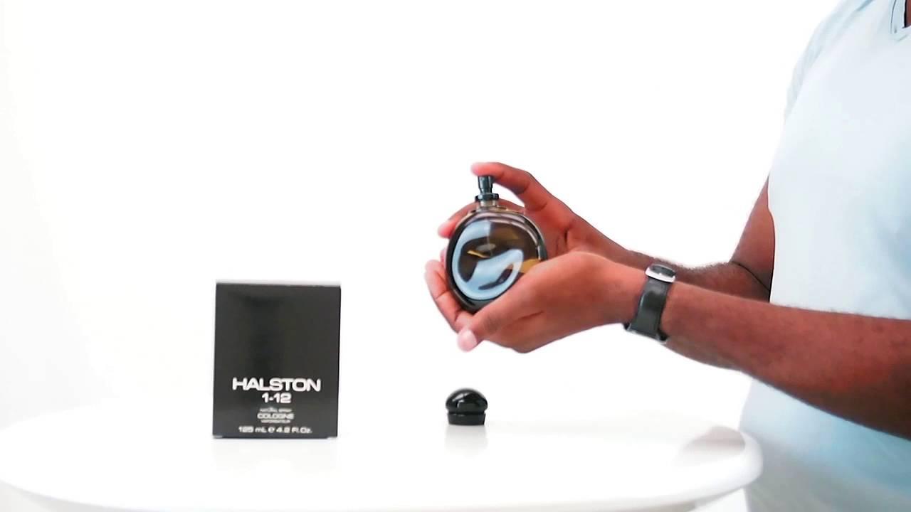 Halston 1-12 Cologne Review