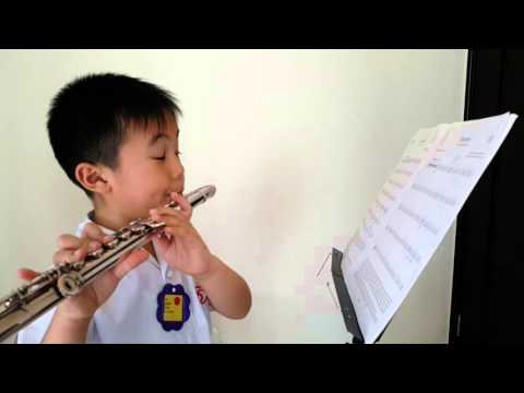ABRSM Flute Exam Grade 1 B3 Edelweiss