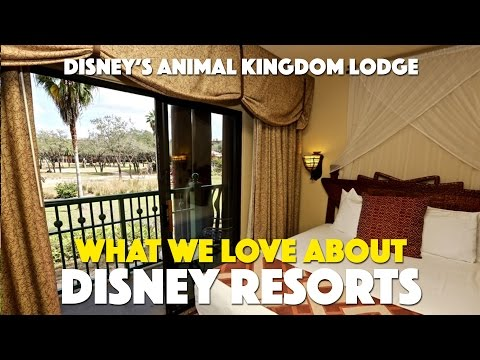 Disney's Animal Kingdom Lodge | What We Love About Disney Resorts