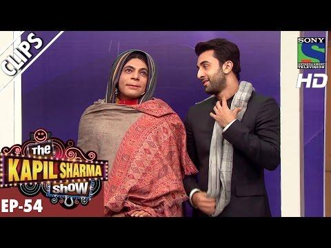 Ranbir's Honeymoon in Manali -The Kapil Sharma Show-Ep.54-23rd Oct 2016