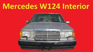 300E E-Class Sedan Mercedes Benz W124 Test Drive Video Review