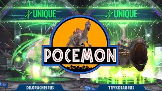 JURASSIC WORLD ALIVE STREAM! VIEWER BATTLES AND OTHER POTENTIALLY FUN STUFF!