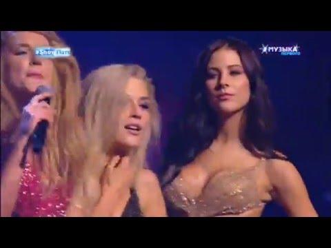 ВИА Гра - Так сильно  Новогоднее шоу - Snow Пати на Музыка Первого