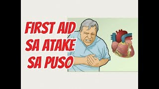 First Aid sa Atake sa Puso - Tips ni Doc Willie Ong #41