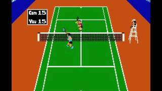 Tennis -All Levels (NES/Famicom) (By Sting)
