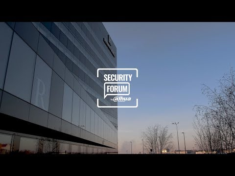 Security Forum by Dahua @ Poland - Dahua