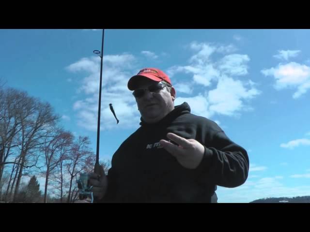 Keitech Fat Swing Impact Swimbait Tip