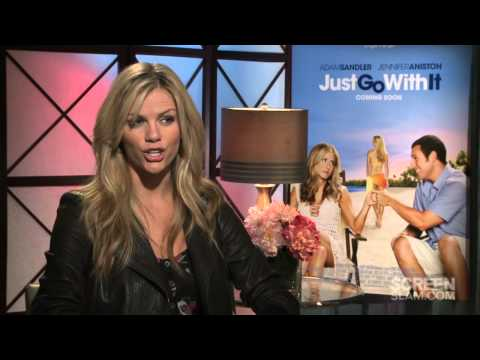 Just Go With It: Brooklyn Decker Exclusive Movie Interview
