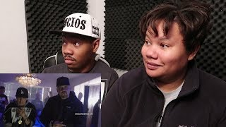 Mom reacts to King Lil G - Sucios Cypher