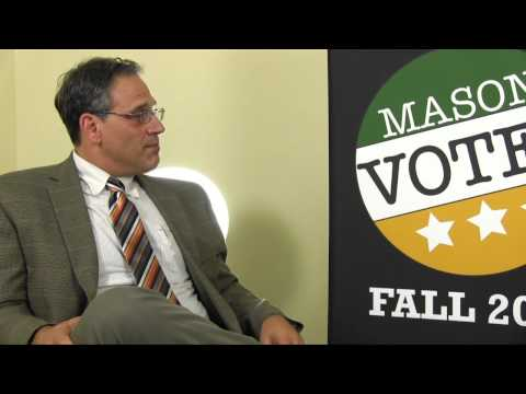 1-on-1 with Mason Votes: Presidential Candidate Jerry White