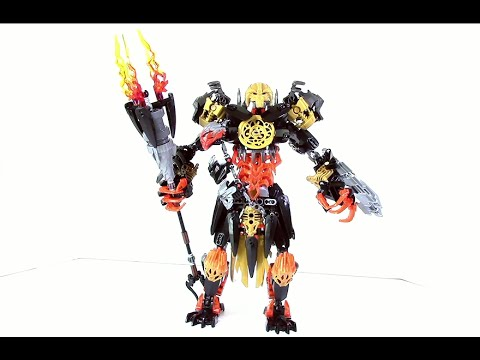 bionicle quest for makuta instructions