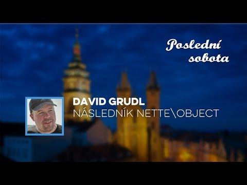 David Grudl - následník Nette/Object