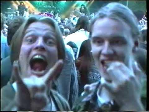 Black Sabbath - Provinssirock, Seinajoki, Finland, June 11th 1994